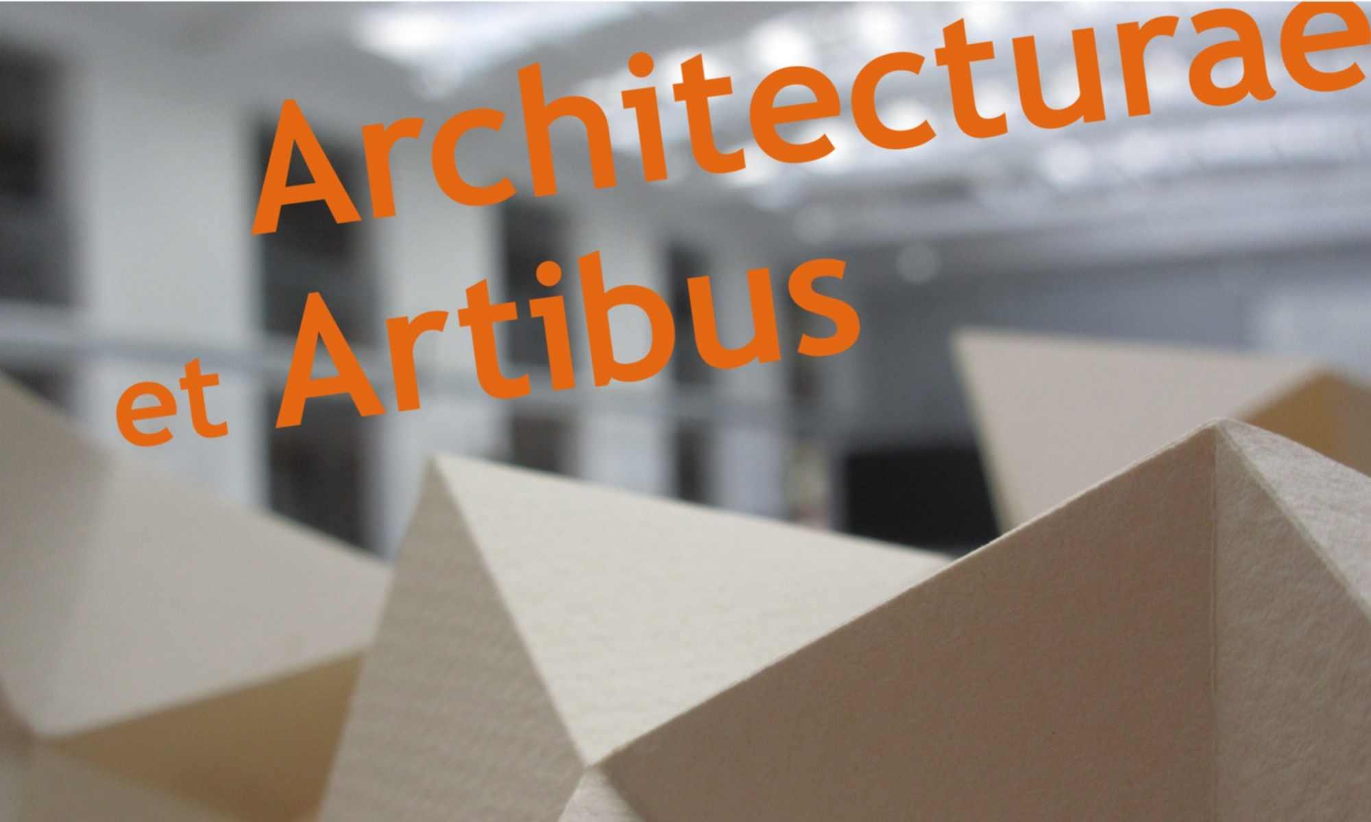 Architecturae et Artibus